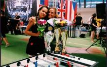 Екатерина Атанасова Световен Шампион на Гарландо 2015